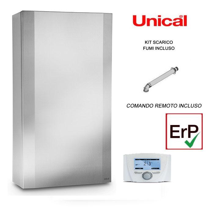Riscaldamento caldaia a condensazione unical konx 24 for Interno unical